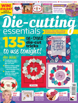 Die Cutting Essentials ISSUE42