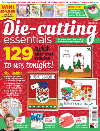 Die Cutting Essentials ISSUE43