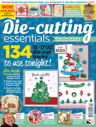 Die Cutting Essentials ISSUE44