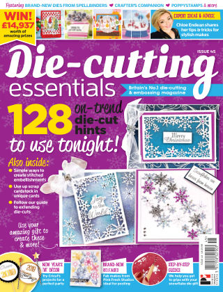 Die Cutting Essentials ISSUE45