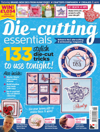 Die Cutting Essentials ISSUE48
