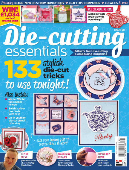Die Cutting Essentials February 13, 2019 00:00