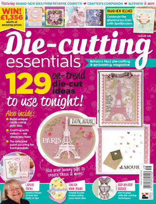 Die Cutting Essentials ISSUE49