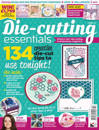 Die Cutting Essentials ISSUE52