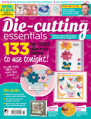 Die Cutting Essentials ISSUE54