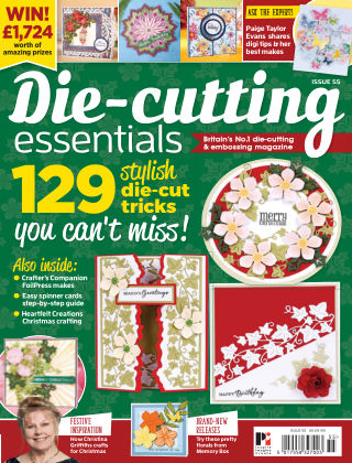 Die Cutting Essentials ISSUE55