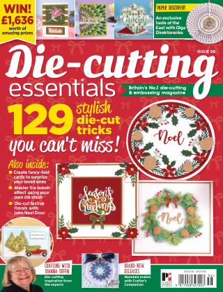Die Cutting Essentials ISSUE56