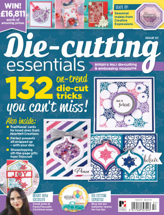 Die Cutting Essentials ISSUE57