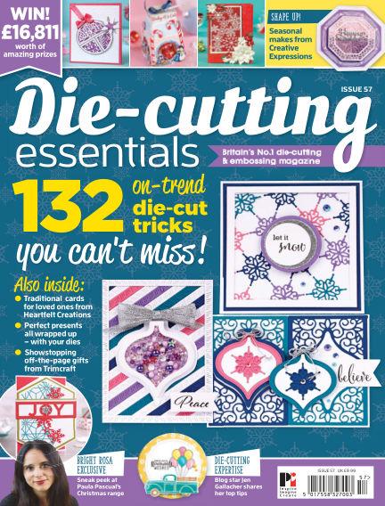 Die Cutting Essentials September 26, 2019 00:00