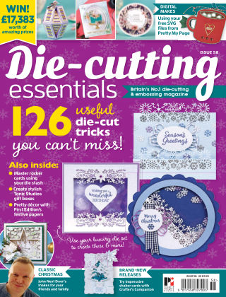 Die Cutting Essentials ISSUE58