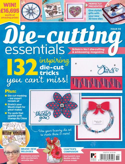 Die Cutting Essentials November 21, 2019 00:00