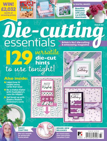 Die Cutting Essentials December 19, 2019 00:00