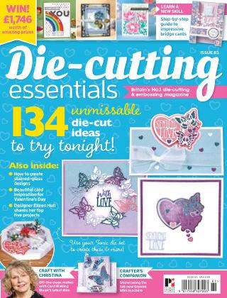 Die Cutting Essentials ISSUE 61