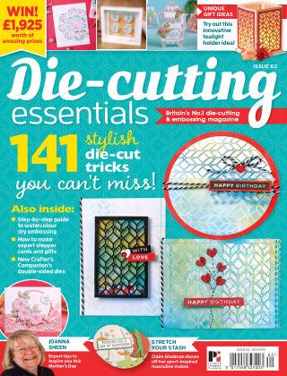 Die Cutting Essentials ISSUE62