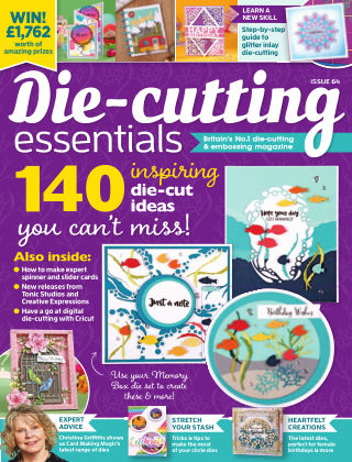 Die Cutting Essentials ISSUE64