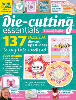 Die Cutting Essentials ISSUE65