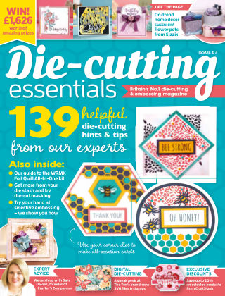 Die Cutting Essentials ISSUE67