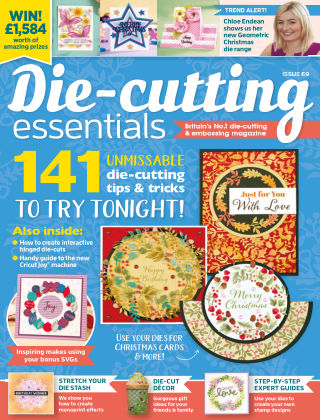 Die Cutting Essentials ISSUE69