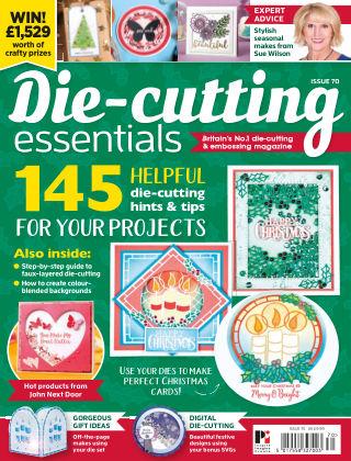 Die Cutting Essentials ISSUE70