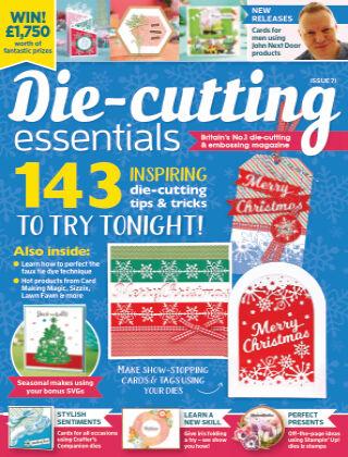 Die Cutting Essentials ISSUE71
