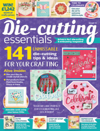Die Cutting Essentials ISSUE72