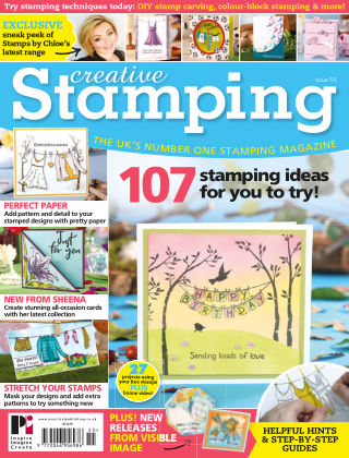 Creative Stamping Issue 55
