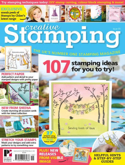 Creative Stamping March 29, 2018 00:00