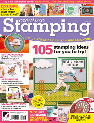 Creative Stamping Issue 56