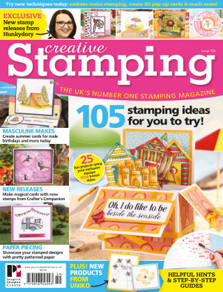 Creative Stamping Issue 59