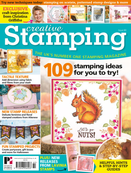 Creative Stamping August 02, 2018 00:00