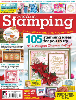 Creative Stamping ISSUE61