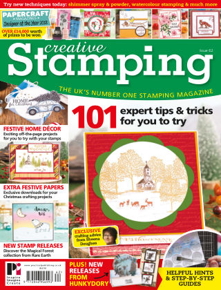 Creative Stamping ISSUE62