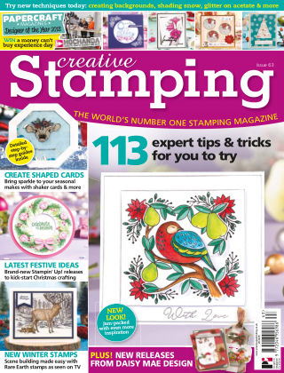 Creative Stamping ISSUE63
