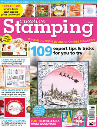 Creative Stamping ISSUE64