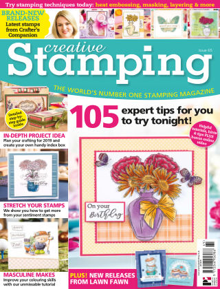 Creative Stamping ISSUE65