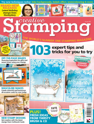 Creative Stamping ISSUE66