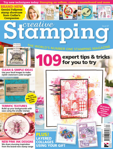 Creative Stamping January 31, 2019 00:00