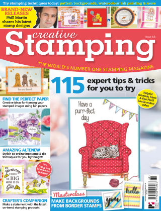Creative Stamping ISSUE68