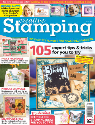 Creative Stamping ISSUE70