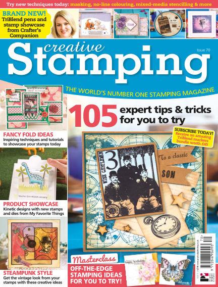 Creative Stamping April 18, 2019 00:00