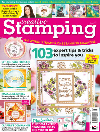 Creative Stamping ISSUE71