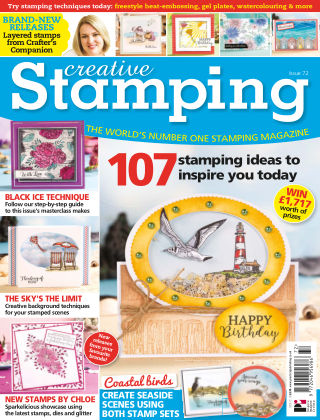 Creative Stamping ISSUE72
