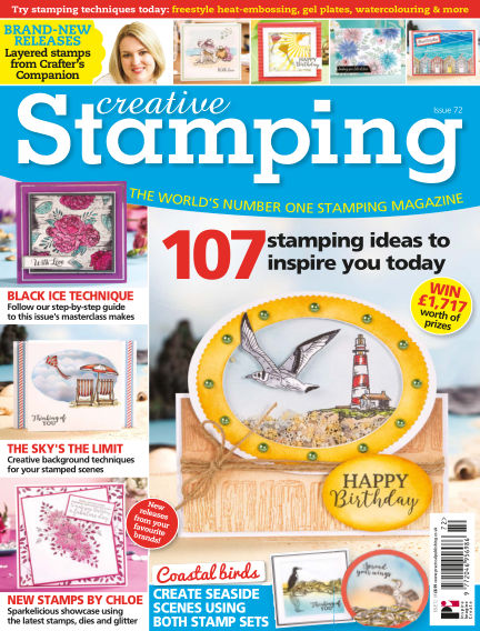 Creative Stamping June 06, 2019 00:00