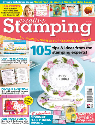 Creative Stamping ISSUE73