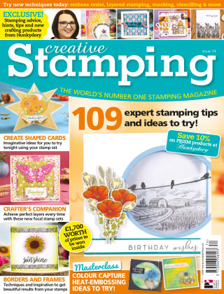 Creative Stamping ISSUE74