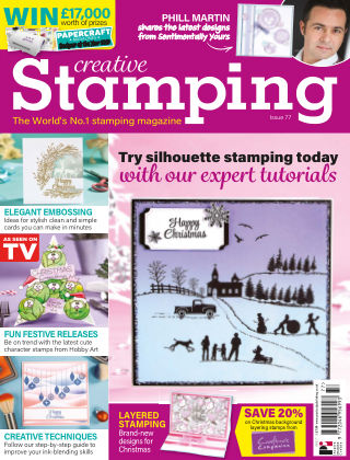 Creative Stamping ISSUE77