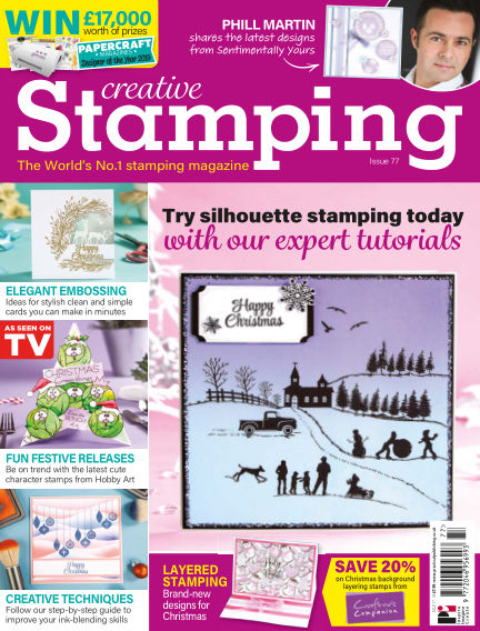 Creative Stamping October 10, 2019 00:00