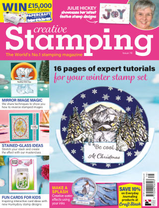 Creative Stamping ISSUE78