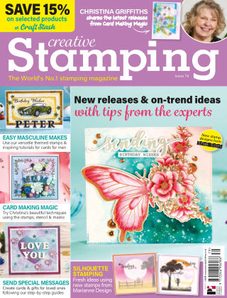 Creative Stamping ISSUE79