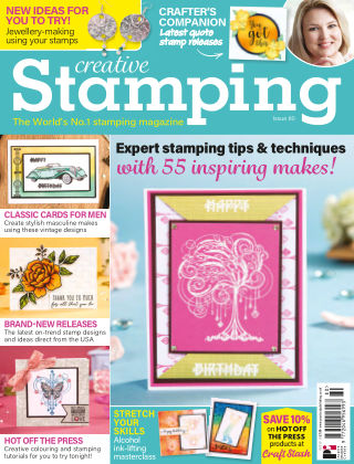 Creative Stamping ISSUE80